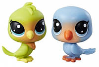 Два зверька Love Birds Маленький Зоомагазин, Littlest Pet Shop (C3009 (B9389))