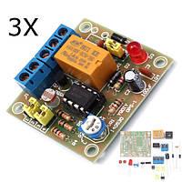3шт поделки свет управляемый комплект выключатель света коммутационный модуль платы с фоточувствительной постоянного тока 5-6v
