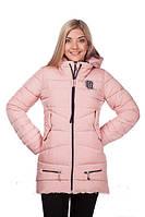 Куртка зимняя женская молодежная на тинсулейте Размеры 44-54