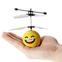 Рука индукции летающих игрушку выражение лица для малыша