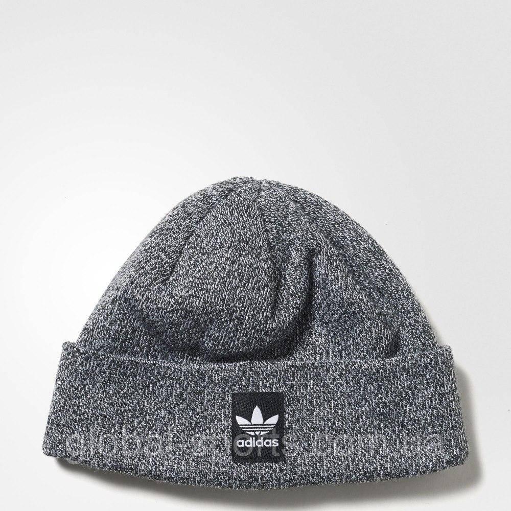 Шапка Adidas Logo Beanie, (Артикул: AY9065)