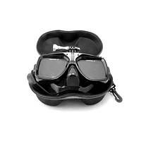 Telesin дайвинг маска очки кейс протектор организатор контейнер коробка для Gopro Xiaomi Yi камера спорта