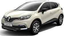 Защита двигателя Renault Captur (c 2013--)