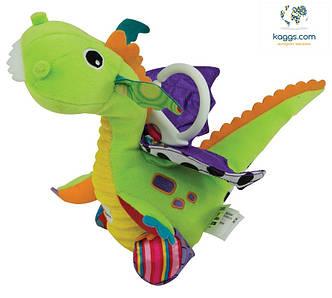 Розвиваюча іграшка для малят «Дракоша» LC27565 Lamaze
