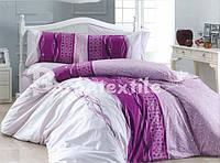 Двуспальный евро комплект постельного белья из бязи голд фукция