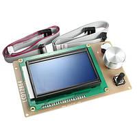 Модуль управления ЖК-экран 3D-принтер LCD12864 RAMPS1.4