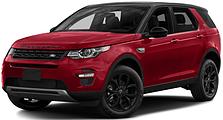 Защита двигателя Range Rover Discovery Sport (c 2014--)