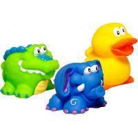 Игрушка для ванной Nuby Забавный зоопарк (6022)