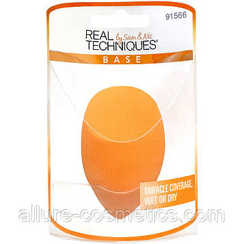 Спонж Real Techniques Miracle Complexion Sponge