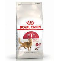 Корм для кошек Royal Canin Fit 32 (Роял Канин Фит 32)  2 кг + 3 пауча влажного корма в подарок