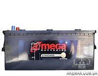 Аккумулятор автомобильный стартерный  A-MEGA Standard 6ст-140Ah Flat  800A