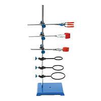 11 штук лабораторные стенды поддержка лабораторный зажим Колба конденсатор стенд cilp комплект