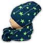 Детский набор зимний шапка с шарфом, фото 3