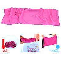 Холодное полотенце  ROMIX RH24-0.9P розовый
