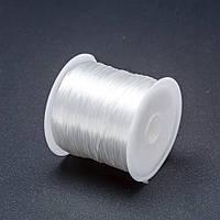 Резинка для рукоделия катушка Белый Код:574795210