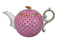 Чайник заварочный Lefard Розовый горох 300 мл, 85-1006