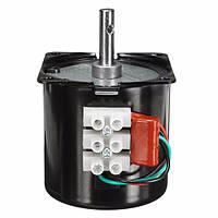 AC 220v 30rpm коробка передач замены двигателя электрический синхронный двигатель передач