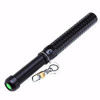 Портативный Zoomable Q5 LED Чрезвычайная Самозащита Фонарик Zoom Безопасность Бейсбольный факел 800 люмен