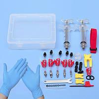 Портативный специальный комплект инструментов наполнения тормоз для автомобиля двигателя горный велосипед