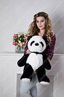Плюшевая панда Бублик 70 см