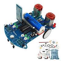D2-6 поделок 51 Микроконтроллер умный автомобильный комплект Bluetooth Remote Control тяжести воспринимая предотвращение трассировку препятствий