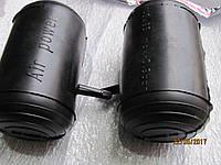 Пневмобалоны, подушки в пружины 145х85 мм штуцер сбоку