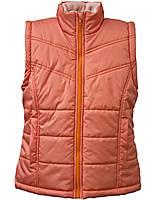 Теплый жилет для девочки Персик Размер 104 см, 116 см, фото 1