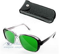Очки глаукомные (стекло) Код:553