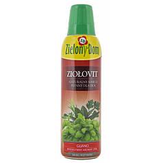 Органическое удобрение (гуано) для пряных трав Zielony Dom 300 мл