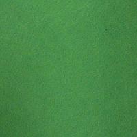 Фетр ср.жесткости 1,2 мм, лист 20х30, зеленый (Китай)