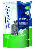 Bosch Sanabelle Sensitive with Poultry / Корм для кошек Бош Санабель Сенситив(птица) / 2kg