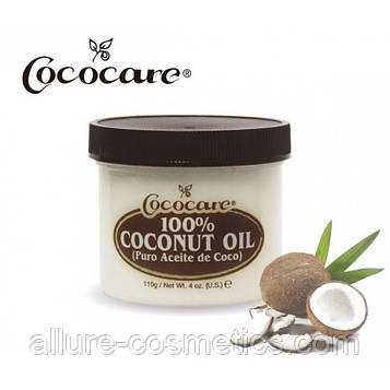 Кокосовое масло Cococare 100% coconut oil 110гр