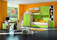 Детская мебель с ЛДСП салатовые, фото 1