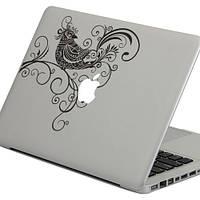 PAG Hummingbird Laptop Sticker Съемный пузырь Самоклеящаяся наклейка для кожи для 13 Macbook Air / Pro