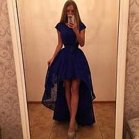 Кружевное пышное платье 42-46