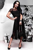 538c26cd2ca Коктейльное платье миди оптом в Украине. Сравнить цены