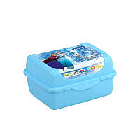 "Емкость для завтрака МУЛЬТИСНАП ""Frozen blue"" micro 0,35л"