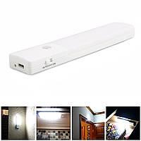 Светодиодный ночник с сенсором движения LED подходит для использования на кухне в ванной прихожей гардеробе и тогдалее