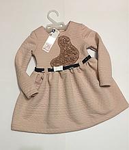 Нарядное платье для девочек 98 см