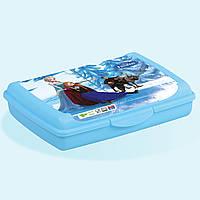 """Ємність для сніданку МУЛЬТИСНАП """"Frozen blue"""" mini 0,5 л"""