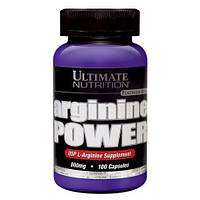 Аминокислоты Ultimate Nutrition Arginine power (100 caps)