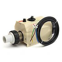 2kw бассейн 220v бассейн и спа-обогреватель электрический термостат отопления