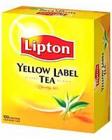 """Чай чёрный ТМ """"Lipton"""" 100 пакетиков в индивидуальной упаковке, фото 2"""