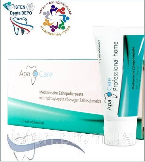 APA CARE | АПА КЕРР зубная паста полирующая, 50 мл. GERMANY