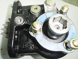 Коробка відбору потужності ABER (Португалія) на а/м Камаз з виходом під аксіально-поршневий насос