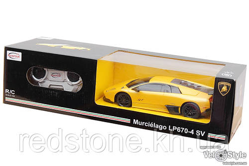 Машинка Lamborghini Murcielago Rastar 1:24 на р/у 39000