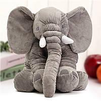 23.5/60см милый слон слон плюшевые куклы чучела животных мягкие игрушки детям подарок