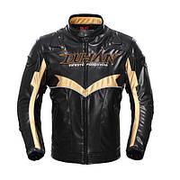 Мотоцикл куртки зимы добавить хлопка теплые одежды для езды на велосипеде Духан D-095