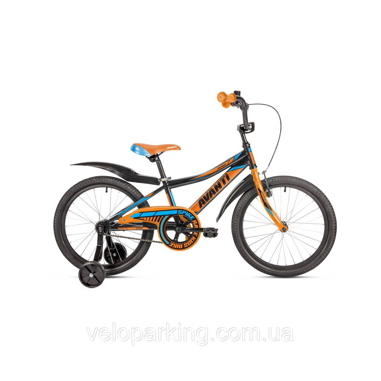 Детский двухколесный велосипед Avanti Spike 18 new (2018)