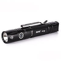 Rofis KR10 Xp-l Hi V3 1100LM Перезаряжаемый комплект EDC LED Комплект фонарика